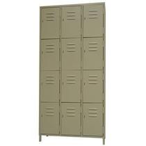 Locker De 12 Compartimentos 5012