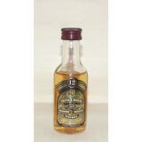 Botellita Whisky Escocés Chivas Regal 12 Años