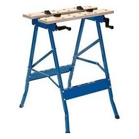 Banco de trabajo plegable herramientas en mercado libre for Mesa plegable trabajo