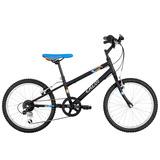 Bicicleta Aro 20 Caloi Hot Wheels Freio V-brake