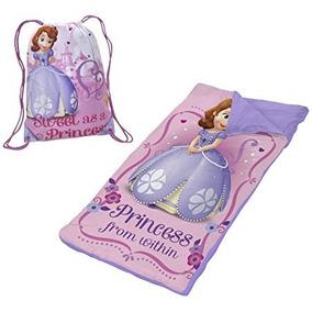 Sleeping Bag Bolsa Dormir Disney Princesa Sofia Niña Nueva