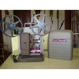 Projetor Bell & Howell Modelo 253 R 8mm