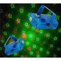 Proyector Luces Laser 12 Diseños Figuras Ritmcas Fiestas
