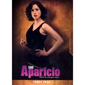 Las Aparicio Temporada 3 Serie Dvd