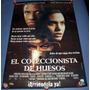 El Coleccionista De Huesos Poster Original