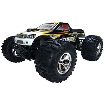 Gigante !!! Losi Aftershock 1/8 4x4 Traxxas Hpi Red Cat Xray