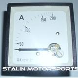 Amperimetro 200 Amperios Instrumento De Medición Electrica
