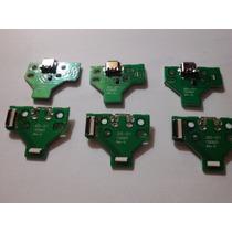 Placa 12 Vias + Flat Energia Para Controle De Ps4 Play 4