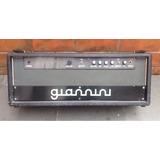Cabeçote Guitarra Giannini Tremendao Amp Custom Groove Tubes