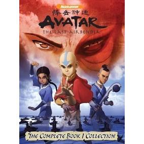 Avatar - A Lenda De Aang Completo - Dual Audio 13 Dvds