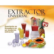 Filtro Extractor De Jugos Para Licuadora Envio Gratis