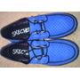 Zapatos Skecher Anarquia Unisex C Suela De Cuna - Gamuza