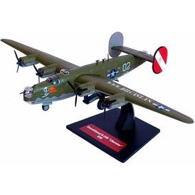 Avião Bombardeiro Consolidated B-24h Liberator Usa Guerra