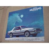 Folder Ford Mustang 79 1979 Gt Hardtop Svo Fastback V8 Cobra