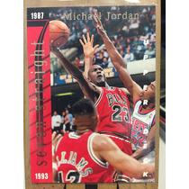 Michael Jordan Tarjeta Upper Deck 7