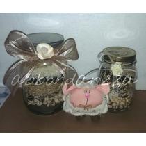 Frasco Tarros Jars Semillas De La Abundancia Chico