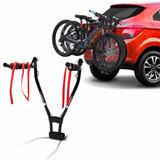 Suporte Transbike Engate Reboque 3 Bikes Universal