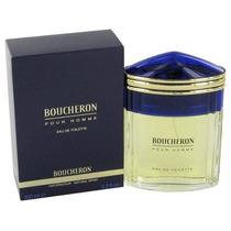 Perfume Boucheron Pour Homme Edt 100ml Masc
