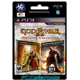 Ps3 God Of War®: Origins Collection [ Digital ] [pcx3gamers]