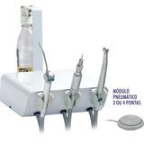 Equipo Modular Portátil Odontológico 3 Pontas - Dentscler