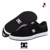 Tênis Dc Shoes Crisis Originals Tx Se Skatista Promoção