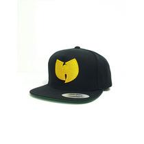 Gorra Yupoong Snapback Wutang Black Yellow