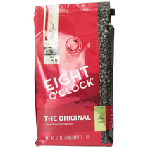 Eight Oclock Coffee Ocho Mañana Café Molido Original 12 Onza