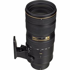 Objetiva Nikon 70-200mm F/2.8g Ed Vr Ii - Temos Loja Física