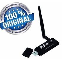 Adaptador Wireless Usb Smart Tv Philco Novo Original