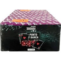 Torta Punto Y Banca Pirotecnia Fuegos Artificiales