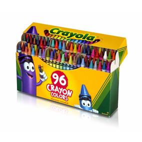 Giz Cor Crayola 96 Cores Original Eua