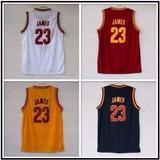 Regata Nba Cleveland Cavaliers Camisa Lebron James 23