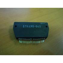 Stk490-040 Salida De Audio