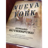 Libro New York Edward Rutherfurd