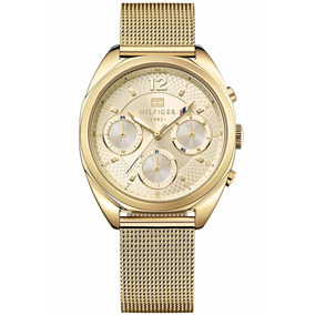 Relógio Tommy Hilfiger Ladies Gold 1781488