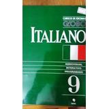 Livro Curso De Idiomas Globo Italiano 9 Da Editora