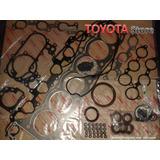 Juego De Empacaduras Toyota Machito Burbuja 4.5 Original