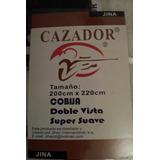 Cobija Cazador Matrimonial Reversible Antialergica 2mx220m