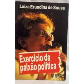 Exercicio Da Paixao Politica - Erundina, Luiza, (8524903155)