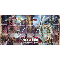 Playmat Yu-gi-oh (campo De Duelo) Noble Knights
