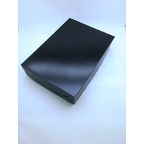 Caixa De Presente C/20 Unidades 22x15,5x5 R1 - Preto