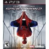 The Amazing Spider Man 2 Ps3 Mídia Física Rcr Games