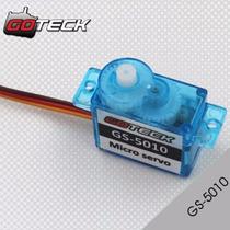 Micro Servo Goteck Gs-5010 Torque 1.0kg 5g - Analógico