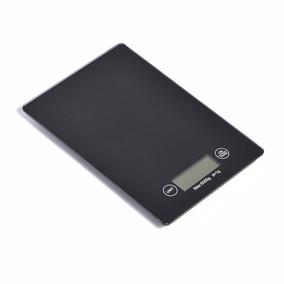Balança Digital 5kg Em Vidro Temperado Para Cozinha Completo