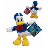 Pato Donald De Pelúcia Oficial Disney Selo Holografico