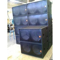 Bafle Qrx Audio Qrx218ws Martin Sin Bocina Envio Gratis