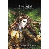 Twilight, Crepúsculo Novela Gráfica V.1 Pasta Dura-inglés