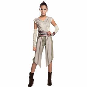 Disfraz De Lujo Star Wars Rey Jr