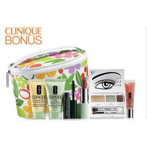Clinique Set De Maquillaje Y Set 3 Pasos Travel Size