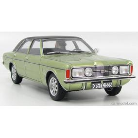 Ford Taunus Gxl 1972 Alucinante Replica 1/18 Vainilla22